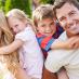 trouver le bonheur dans une famille recomposee